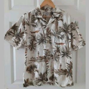 Boca Classics Men's Button Down Shirt